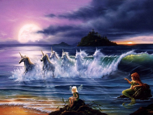 The Unicorns are Helping us to Rise to a Higher Consciousness