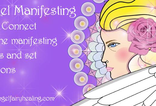 Angel Manifesting