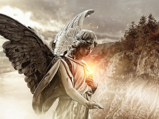 Transformative Angel Prayer