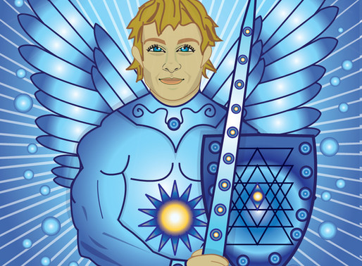 Facing Fears Healing with Archangel Michael
