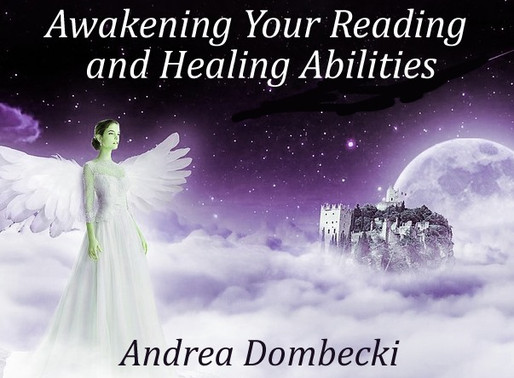 Awakening Your Healing and Reading Abilities