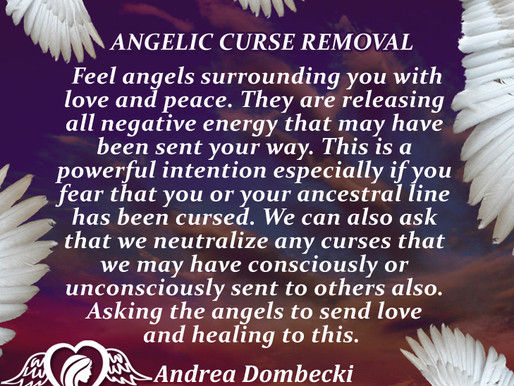 Angel Curse Clearing