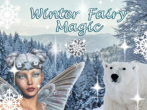 5 Days of Winter Fairy Magic