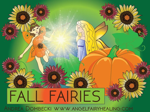 5 days of Fall Fairies