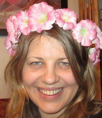 Making Fairy Flower Crowns