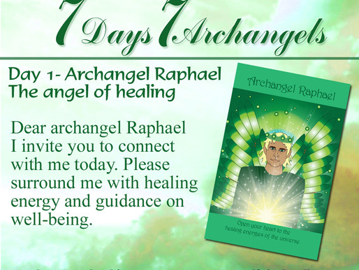7 Days 7 Archangels