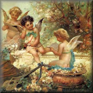 Saturday Journaling with the Angels and Fairies.