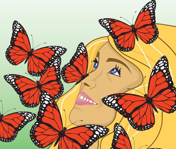 Kadalia and the Butterlies