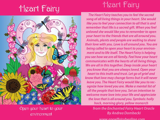 Fairy Messages for Beltane