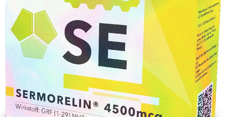 German Sermorelin 4500 Mcg
