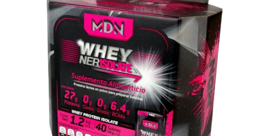Mdn Wheyner Isolate 40 Pack