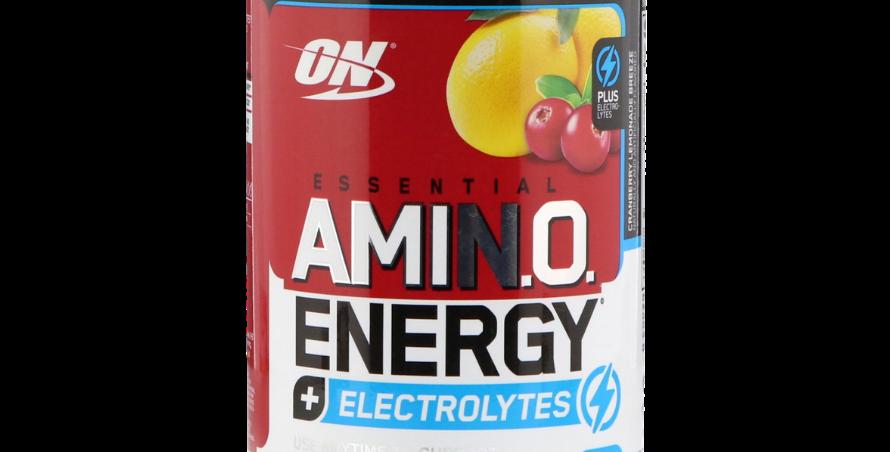 On Amino Energy + Electrolytes 285 Grs