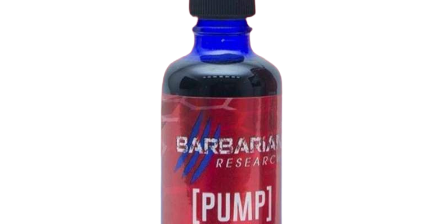 Barbarian Research Pump 50Ml