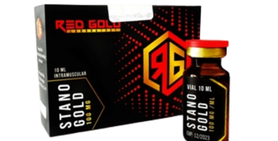 Red Gold Stano Gold 100mg/10ml