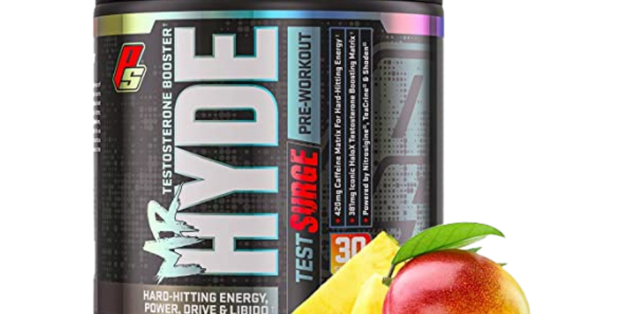 Prosupps Mr. Hyde Test Surge 30 Serv