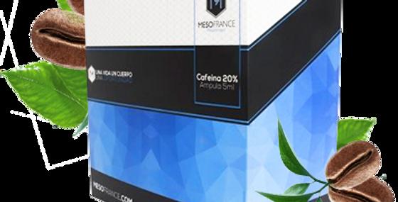 Mesofrance Cafeina 20% Blister 10 Amp De 5 Ml