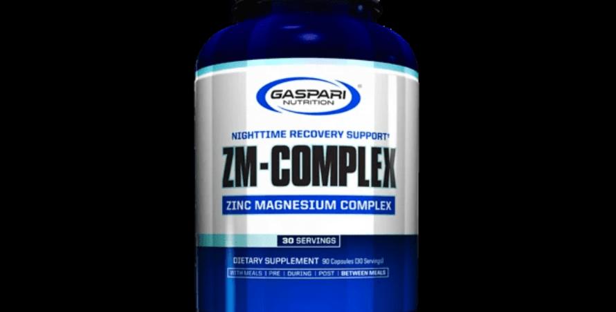 Gaspari Nutrition Zm-Complex 90 Softgels