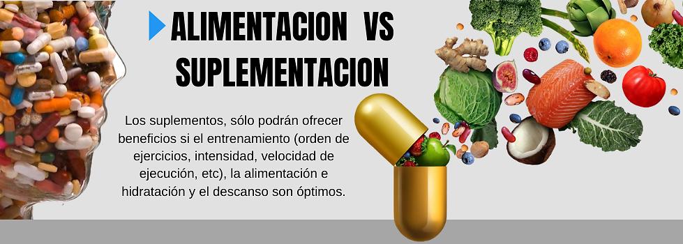 PAGINA ALIMENTACION  VS SUPLEMENTACION.p