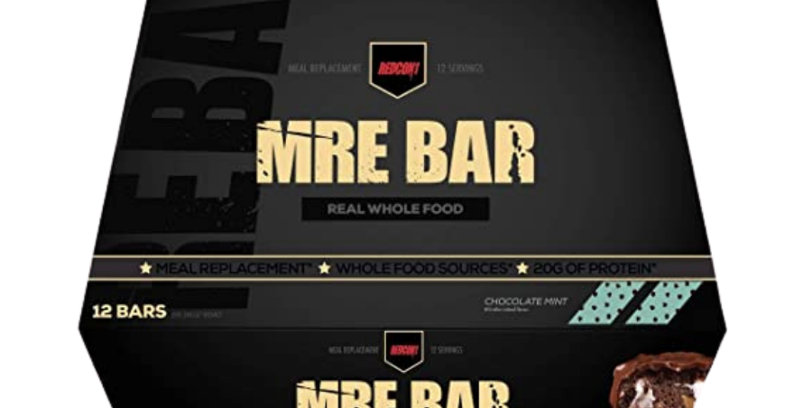 Redcon1 Mre Bar 12 Bars