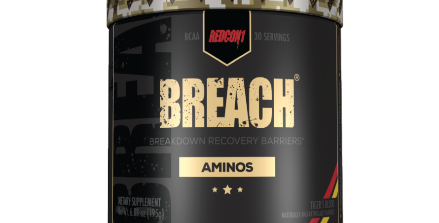 Redcon1 Breach Amino Acids 30 Serv