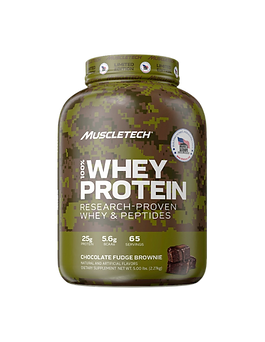 Mt 100% Whey Protein 5 Lbs Army Troops + 10% Off