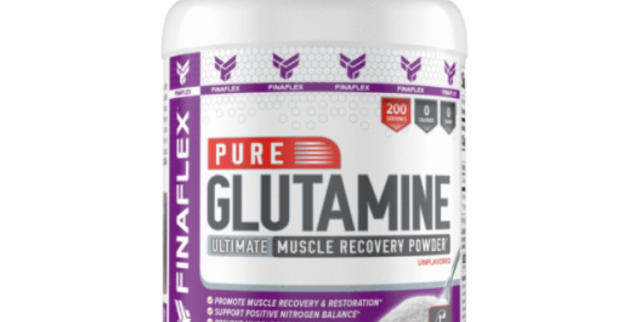 Fina Pure Glutamine Unflavored 1000gr