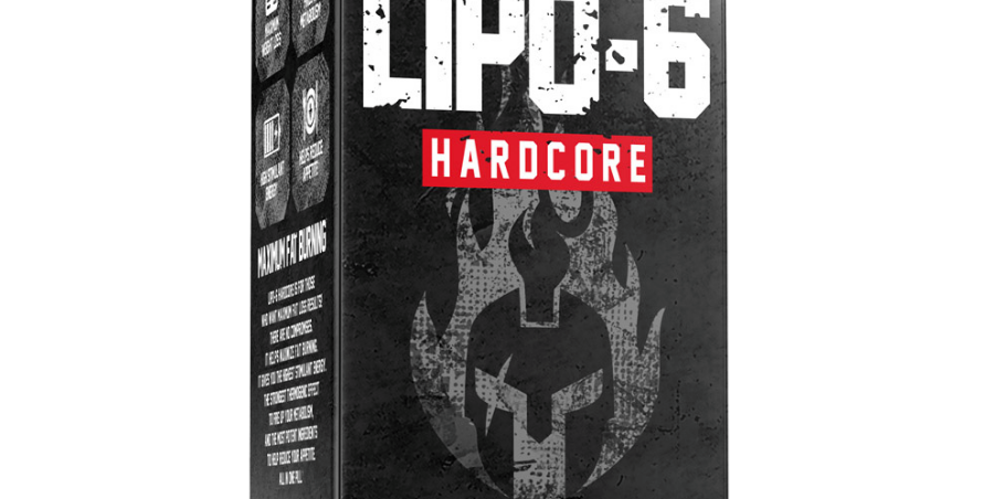 Mayoreo Warrior Series Lipo-6 Hardcore Ultra Concentate 60ct