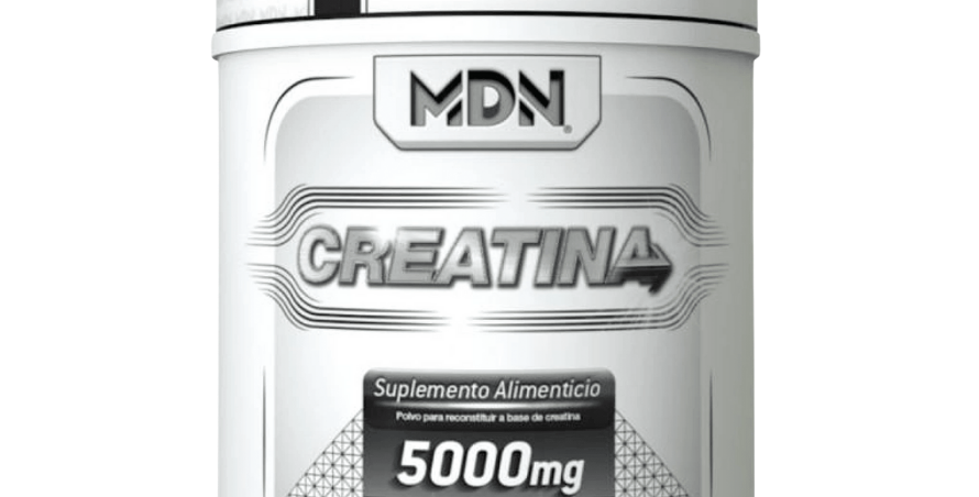 Mdn Creatina Unflavored  500 grs