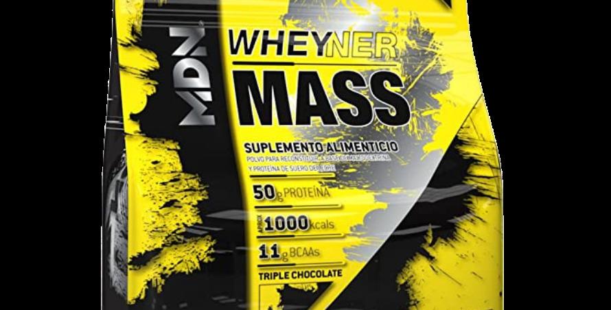 Mdn Wheyner Mass 4.5 Kg