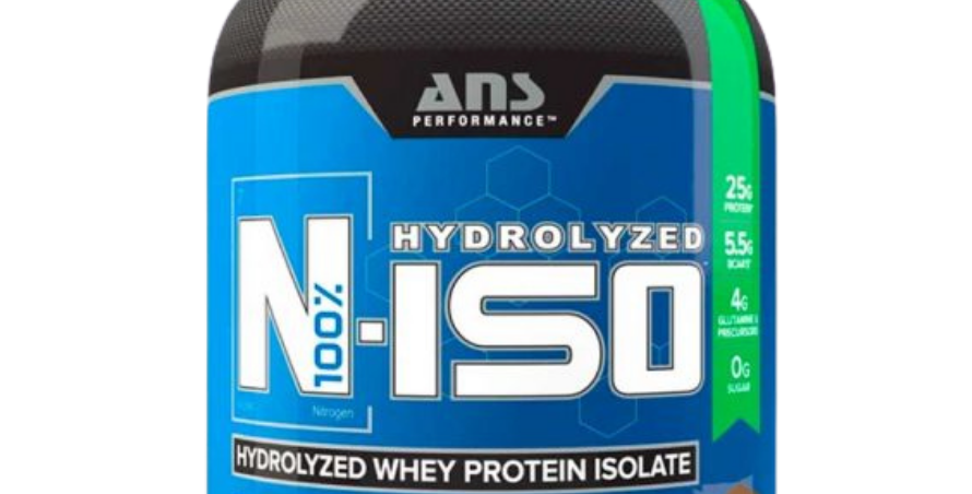 Ans N-Iso Protein 5 Lbs