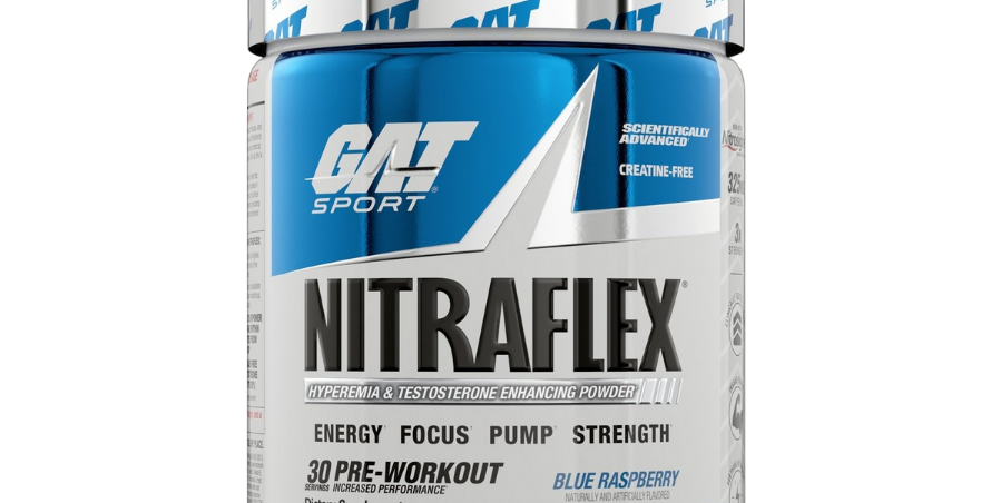 Gat Nitraflex 30 Serv Advanced Formula