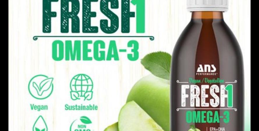 Ans Fresh 1 Omega3 200 Ml