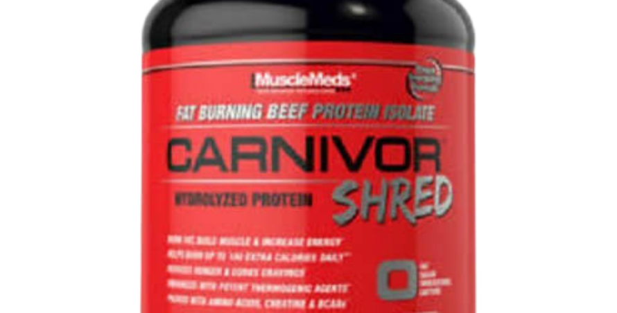 Mmd Carnivor Shred 4.56 Lbs
