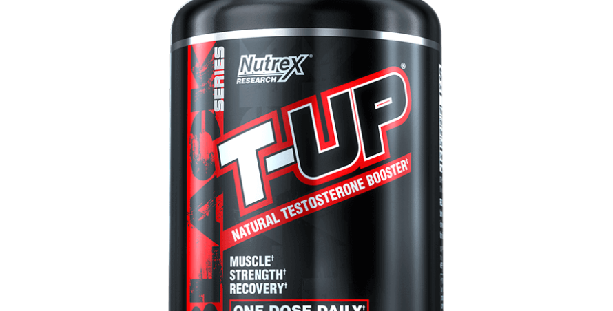 Nt T-Up Black Testosterone 120 Caps
