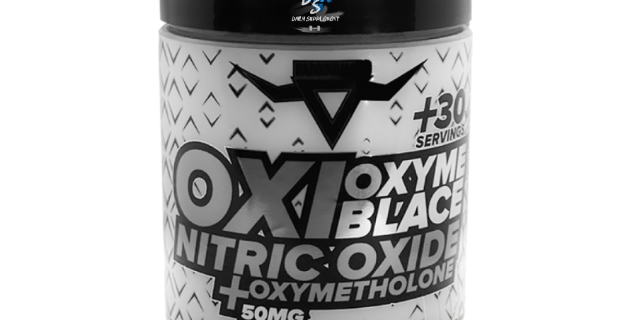 Hardbulllabs Oxi Nitric Oxide + Oxymetholone 50mg 300grs