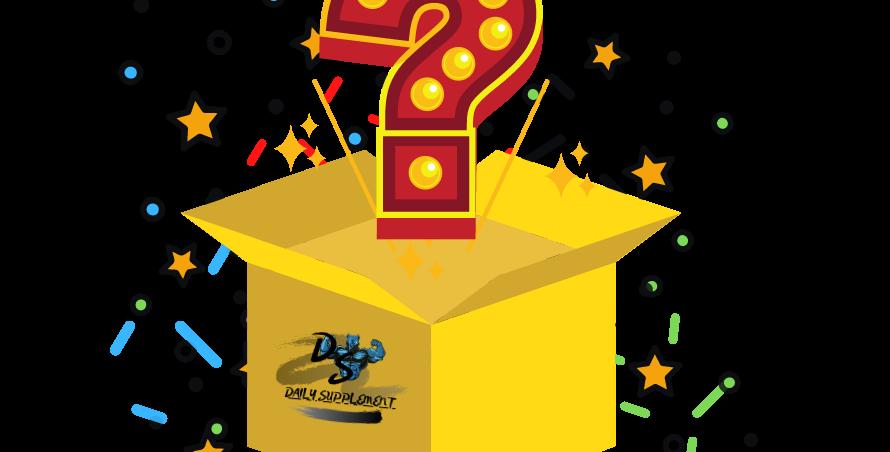 Mystery Box Preentreno Oro