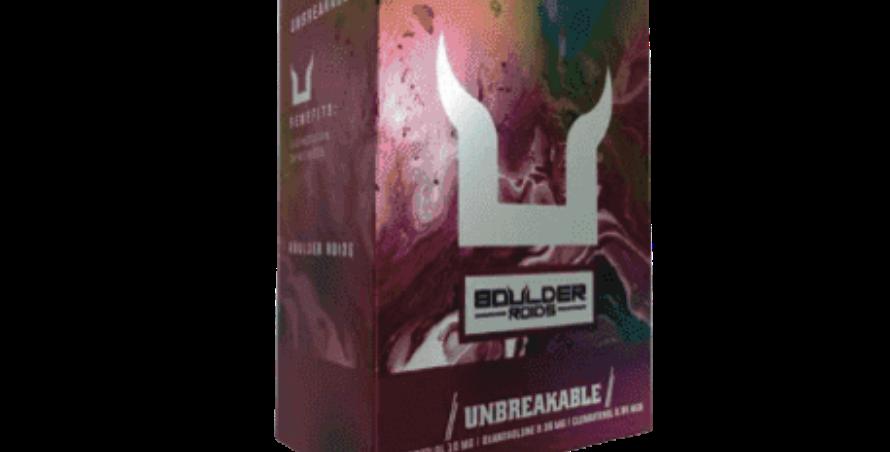 Boulder Roids Unbreakable (20mg) Caps