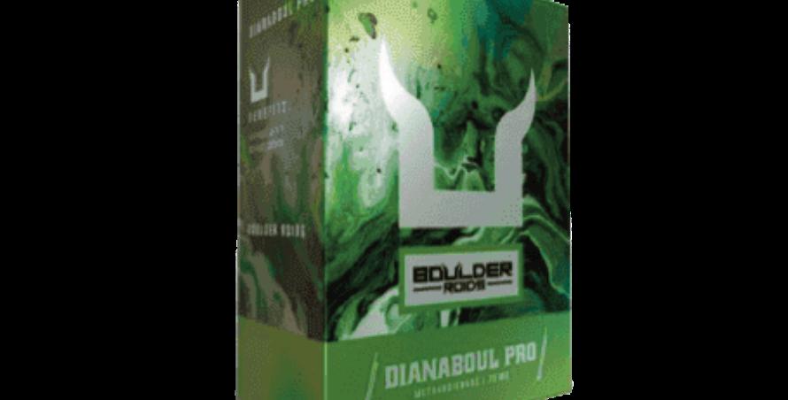 Boulder Roids Dianaboul Pro (25mg) Caps