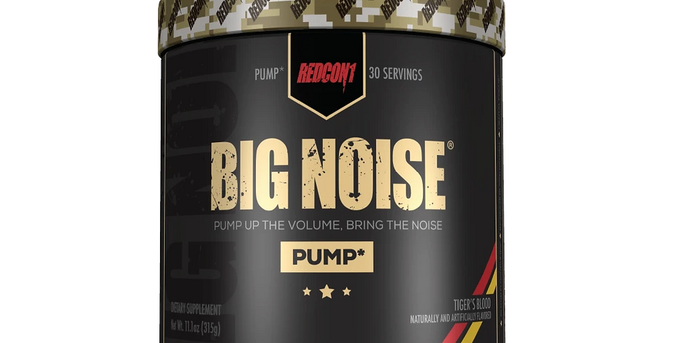 Redcon1 Big Noise Pre-Workout 30 Serv