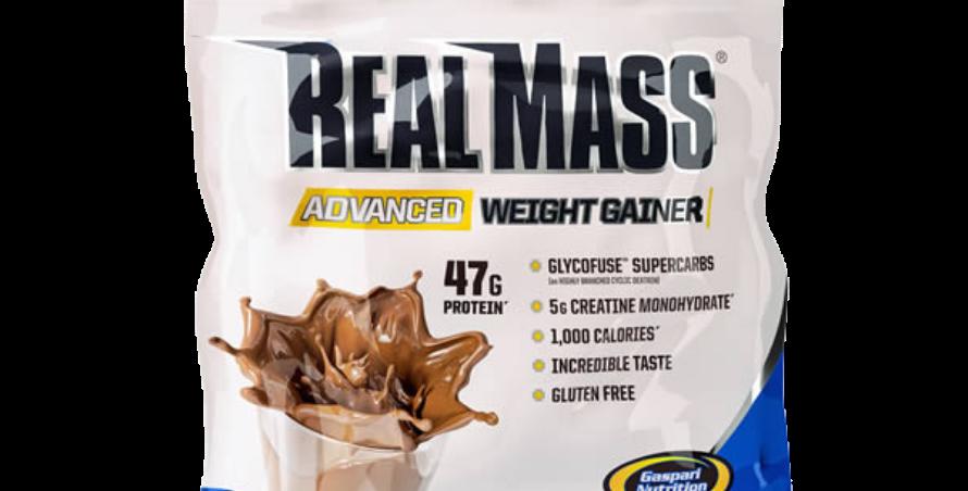 Gaspari Real Mass Advanced 12 Lbs