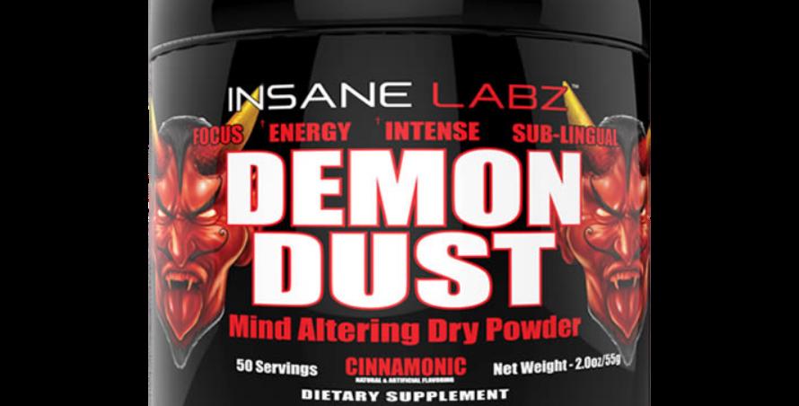 Ins Demon Dust 50 Serv