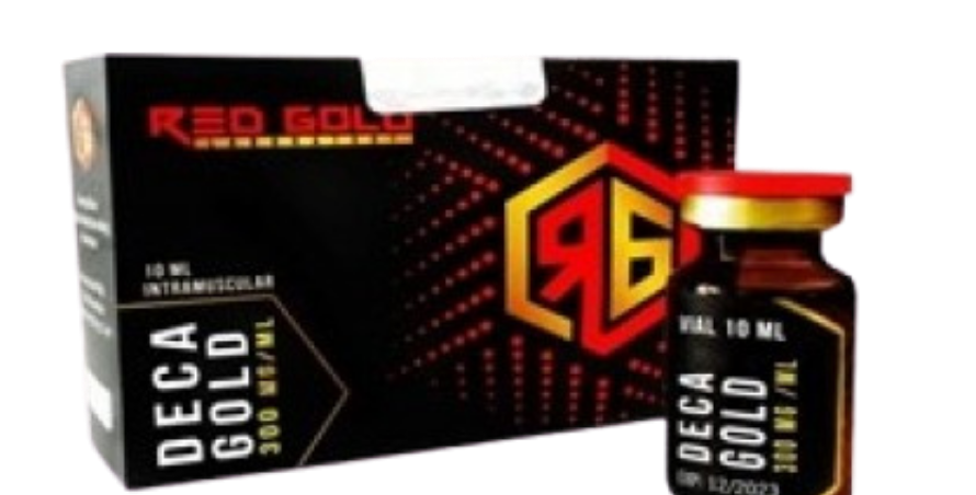 Red Gold Deca-Gold Nandrolona 300mg/10ml