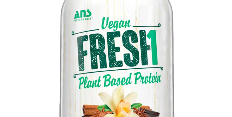 Ans Fresh 1 Vegan Protein Intl 2 Lbs