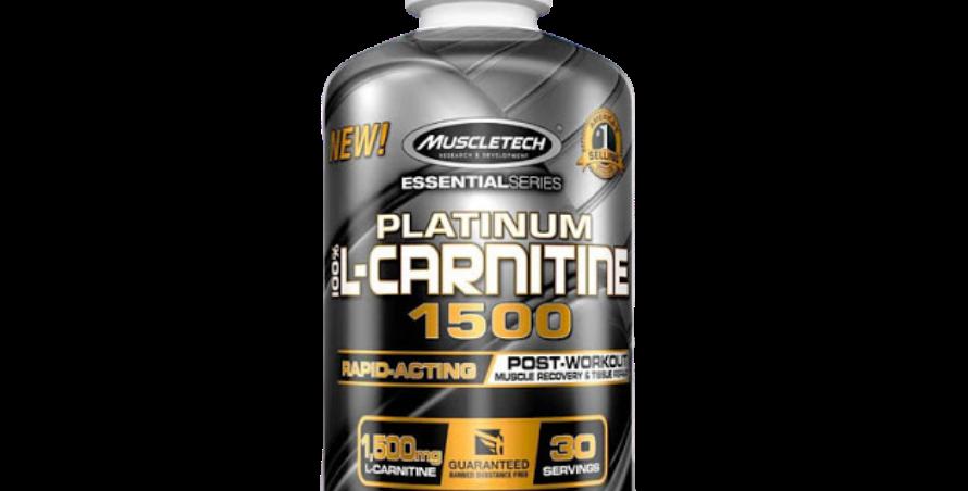 Mt Platinum 100% L-Carnitine 16 Oz