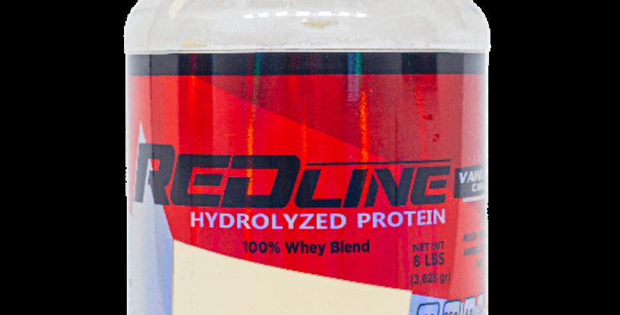 Mayoreo Red Line Hydrolized Protein 8 lbs
