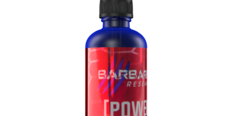 Barbarian Research Power 50Ml