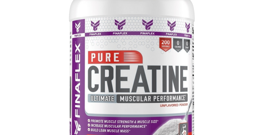 Fina Pure Creatine Unflavored 1000 Gr