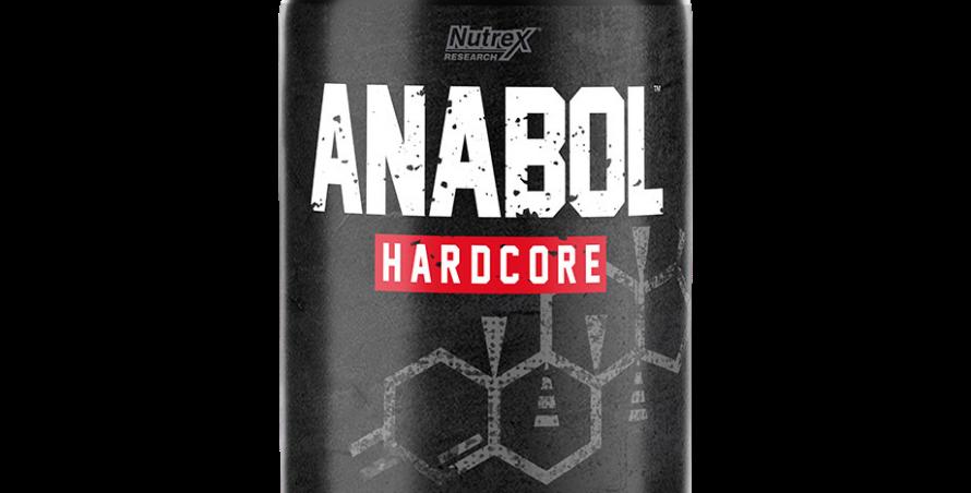 Nt Warrior Series Anabol Hardcore 60 Ct