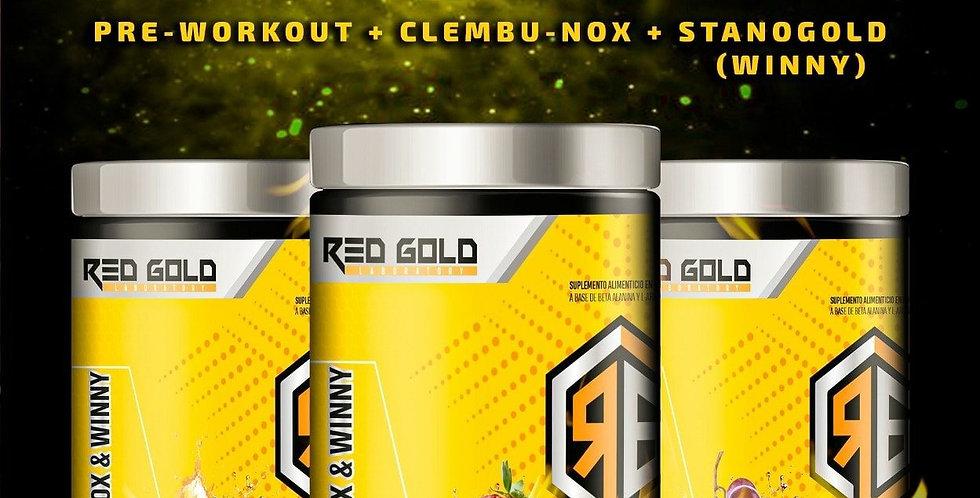 Clembu-Nox WINNY Red Gold 300gr