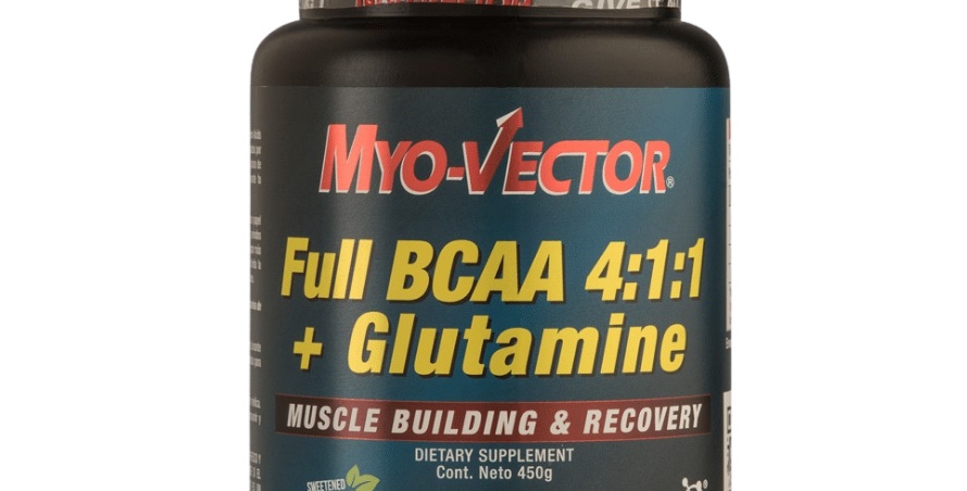 Pbs Myo-Vector Bcaa 4:1:1 450 Grs